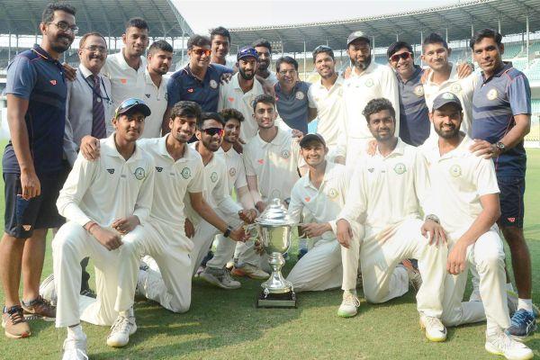 Irani Cup: Vidarbha clinch maiden title