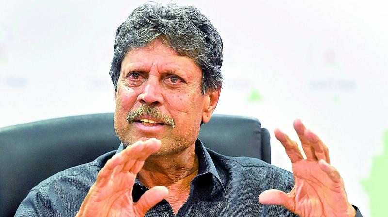 Kapil Dev led CAC to pick Team India