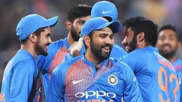 BCCI announces Indian squad for T20I against Australia