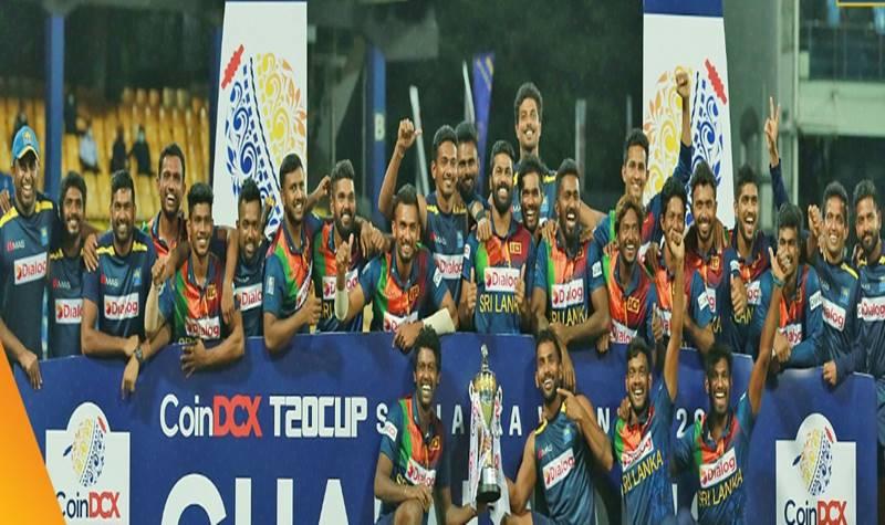Sri Lanka clinch T20I series against India