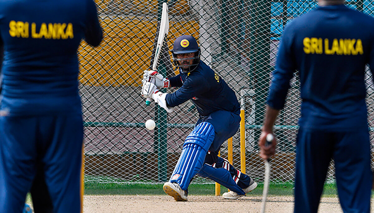 13 Sri Lankan cricketers begin 12-day Residential Training Camp in Colombo