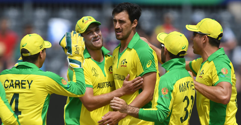 Australia beat West Indies by 15 runs in ICC World Cup
