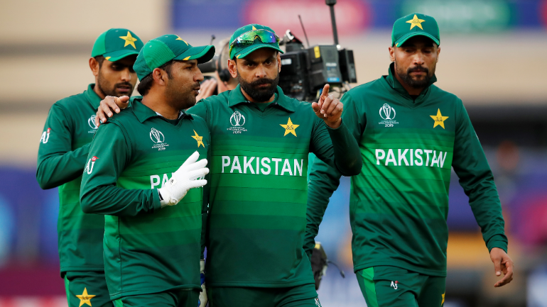 ICC Cricket World Cup: Pakistan to face Sri Lanka in Bristol