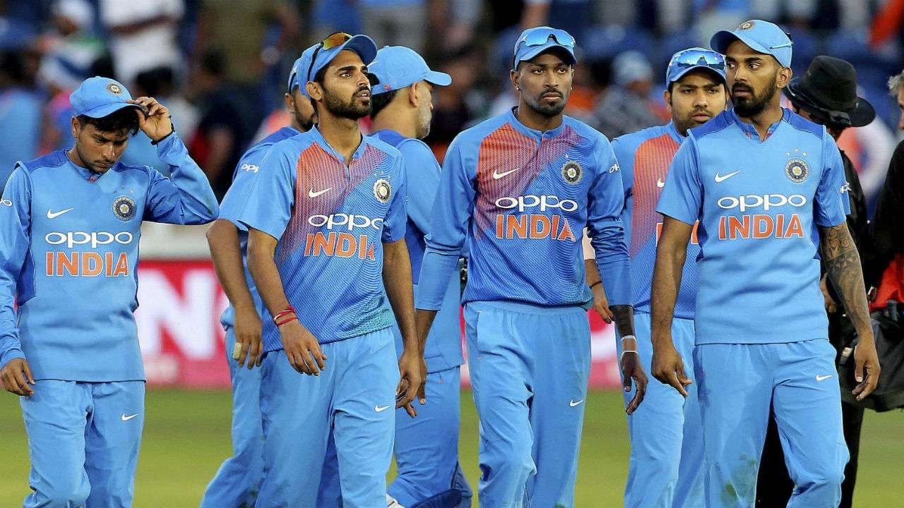 India beats England in ODI rankings
