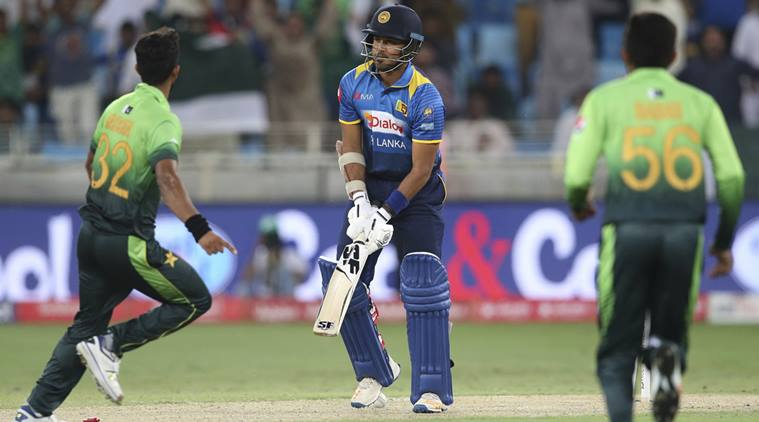 Pakistan win 2nd ODI by 32 runs against Sri Lanka
