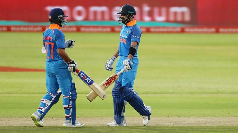 India register six wicket victory against South Africa in first ODI at Durban