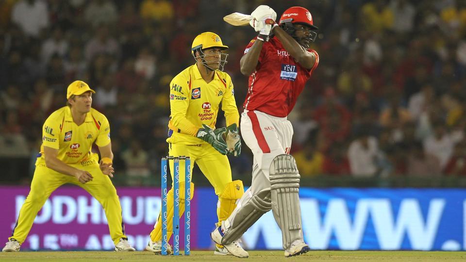 Kings XI Punjab beat Chennai Super Kings by 4 runs