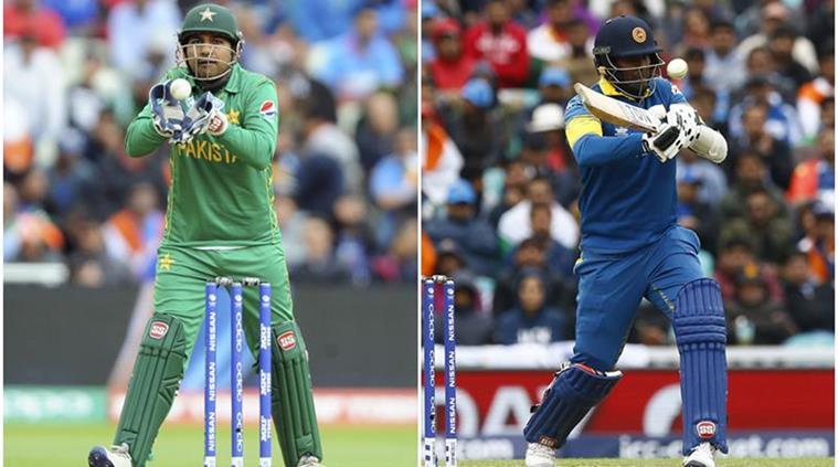 ICC Champions Trophy:Pak vs SL: Pakistan bowl against Sri Lanka