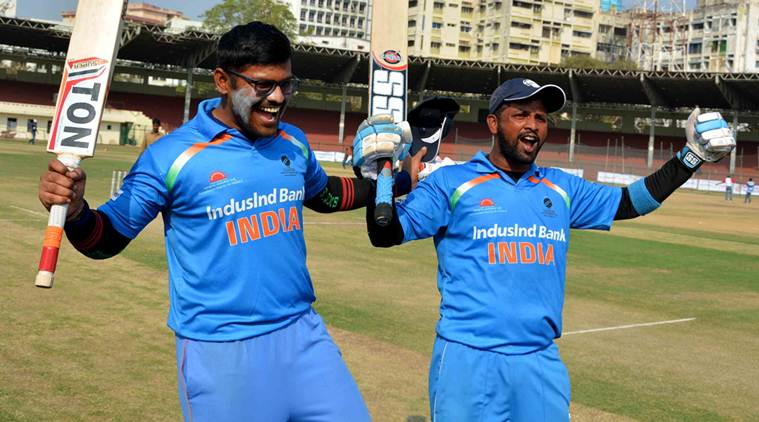 India beat Pakistan by seven wickets in the Blind Cricket World Cup