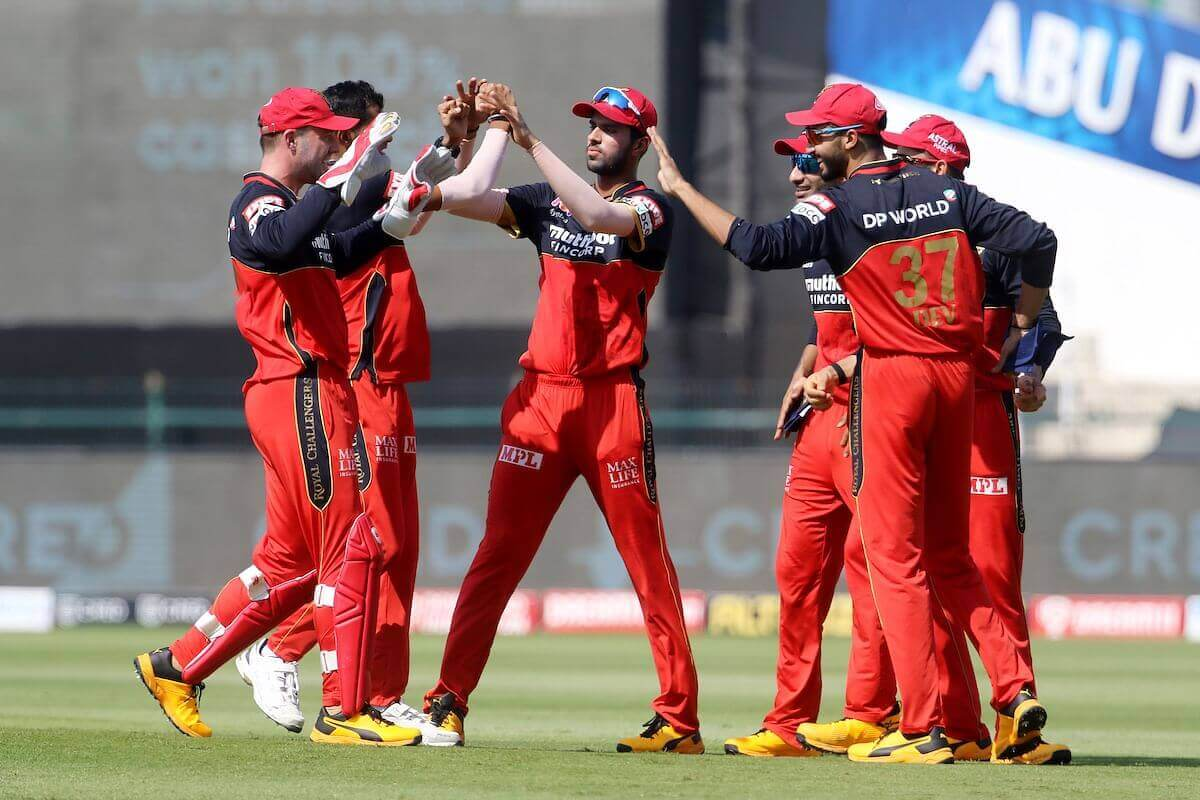 IPL 2021: Royal Challengers Bangalore register 4th successive win by defeating Rajasthan Royals with 10 wickets