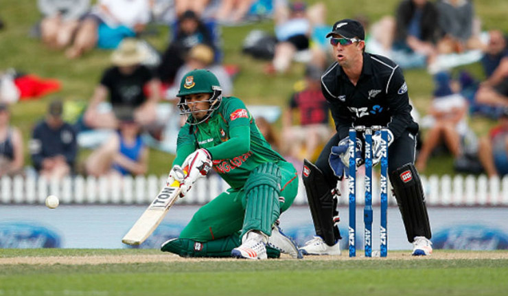 Bangladesh knock New Zealand out of ICC Champions Trophy