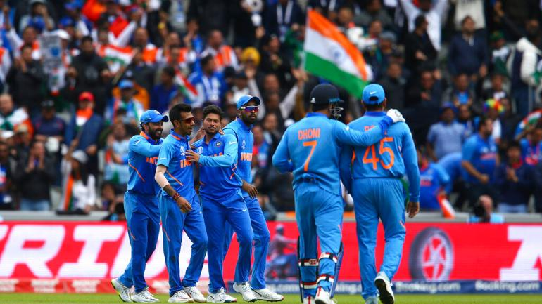 India need to score 240 to reach World Cup final