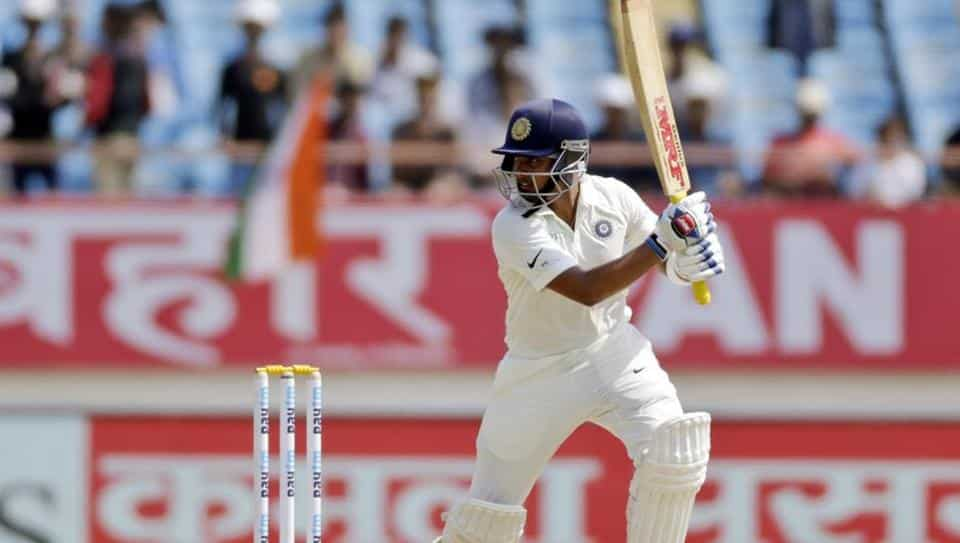 India 80 for one at lunch after bowling out West Indies for 311