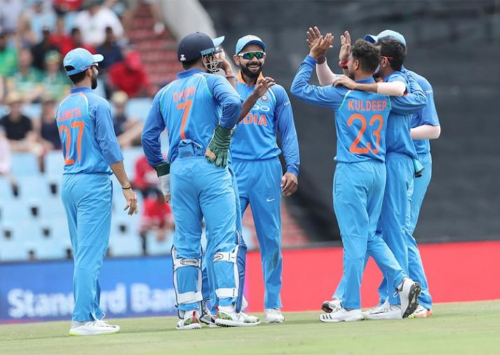India to play against South Africa in 3rd ODI at Cape Town today