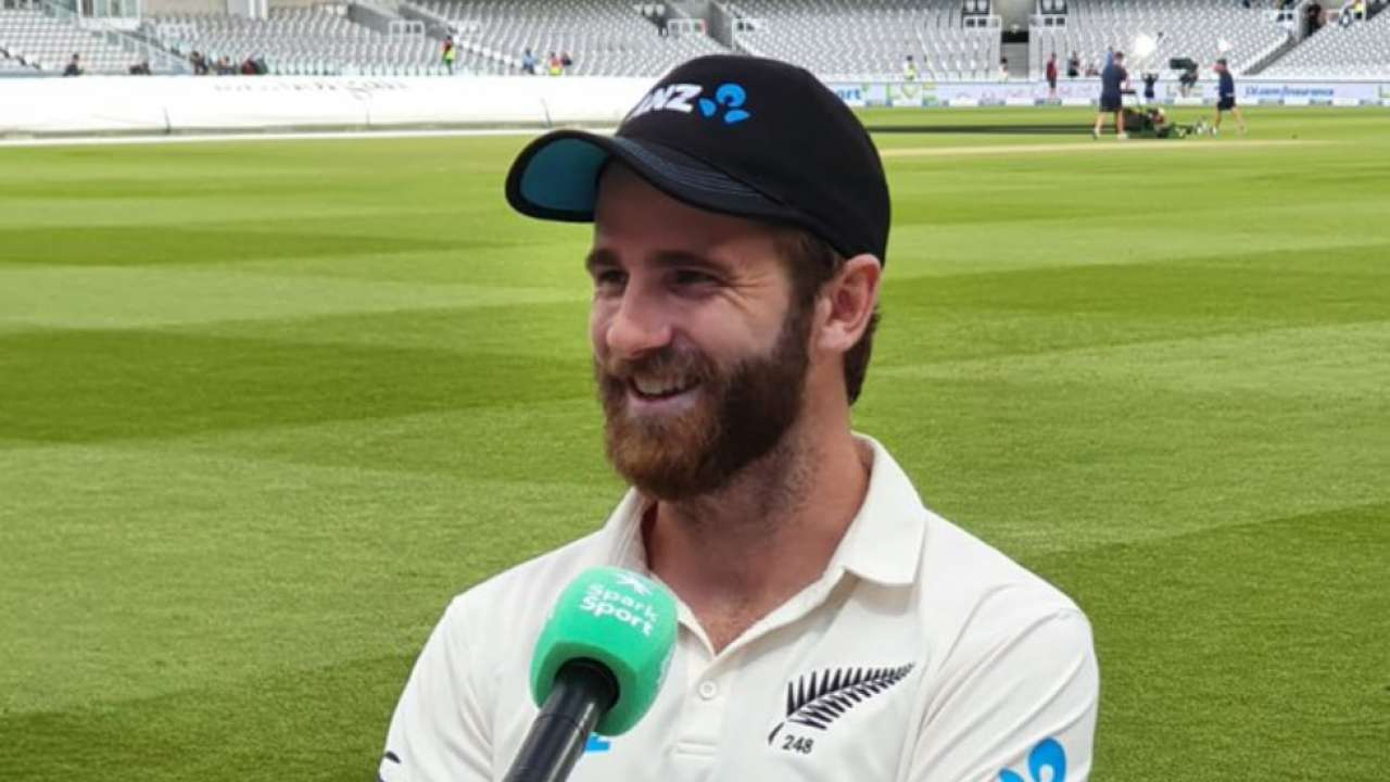 Williamson out of 2nd Test match against England