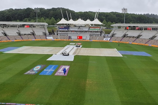 Southampton Weather Today Live Updates: First Session Washed Out Due to Rain