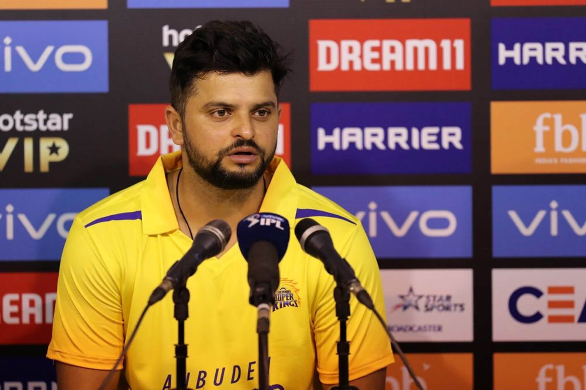 sureshrainahintsatreturningtocskcampforupcomingipl2020