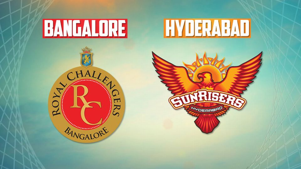 RCB vs SRH: Kohli wins toss, Hyderabad to bat first