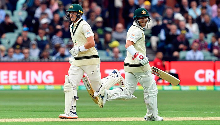 Warner, Labuschagne hit centuries in day-night 2nd Test match in Adelaide