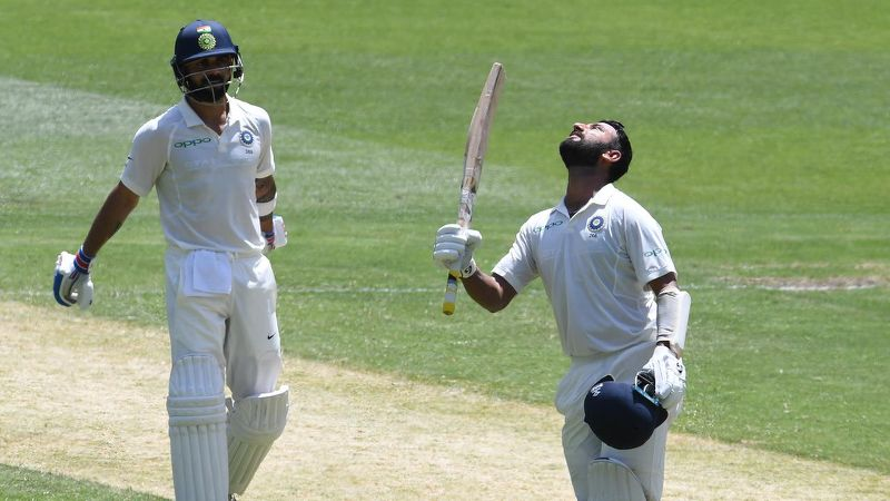 3rd Test match: India 346 for four at tea against Australia