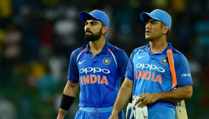 Nobody can affect my relationship with Dhoni: Virat Kohli