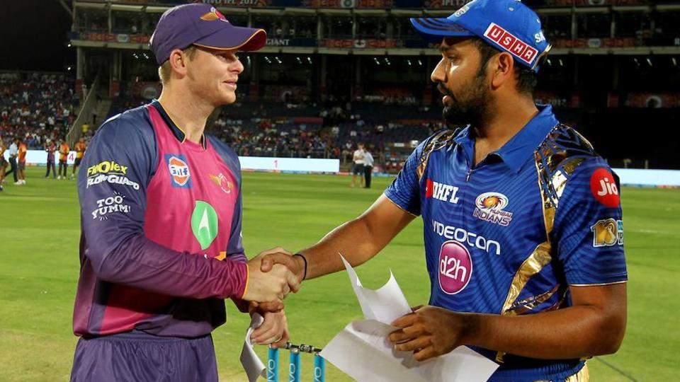 Mumbai Indians to play Rising Pune Supergiant in first qualifier of IPL