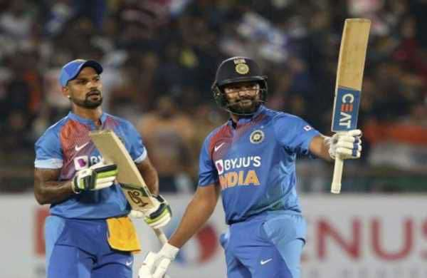 India beat Bangladesh by 8 wickets in 2nd T20 match at Rajkot