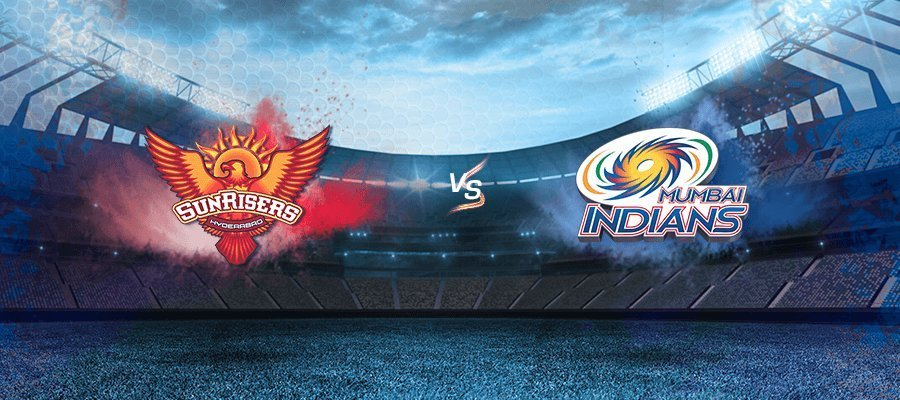 Mumbai Indians to take on Sunrisers Hyderabad in Mumbai tonight