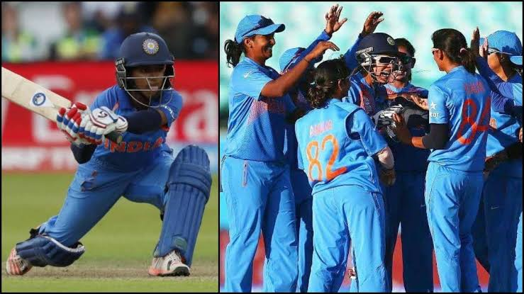 India women win three-match series against West Indies