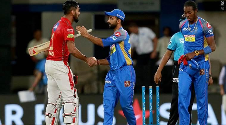Rajasthan Royals beat Kings XI Punjab by 15 runs in Jaipur