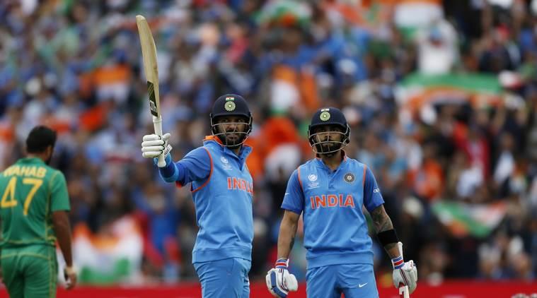 India sail into semifinals, beat SA by 8 wickets
