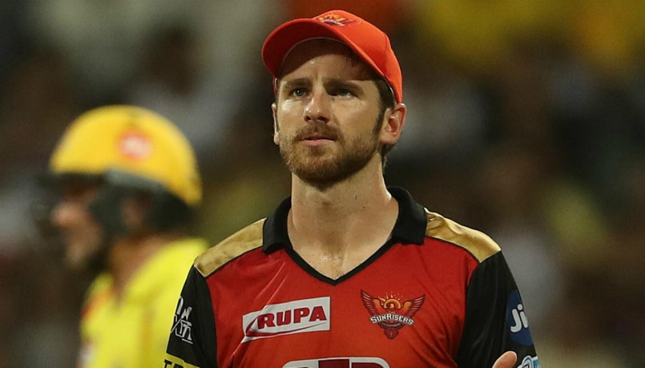 SunRisers Hyderabad shows respect for Kane Williamson