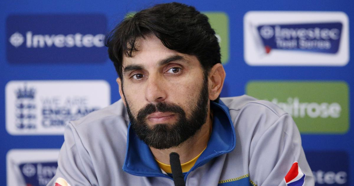Misbah-ul-Haq changes diet plan for Pakistan players