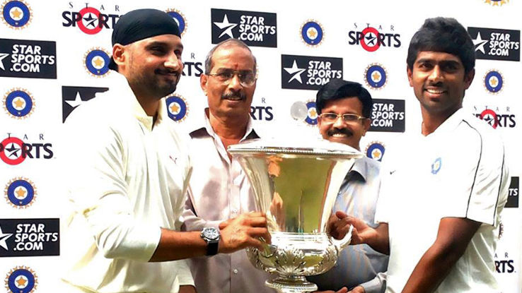 India Blue beat India Red to win Duleep Trophy