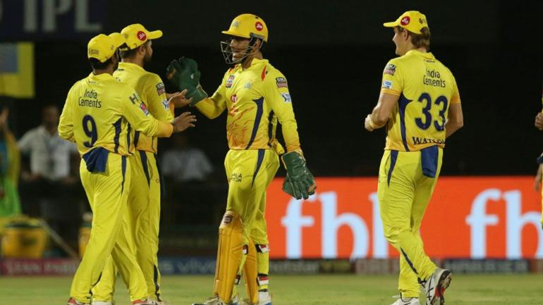 Chennai beat Delhi by 6 wickets in 2nd Qualifier in IPL cricket
