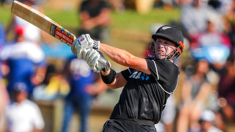New Zealand thrash India by 8 wickets in 4th ODI in Hamilton