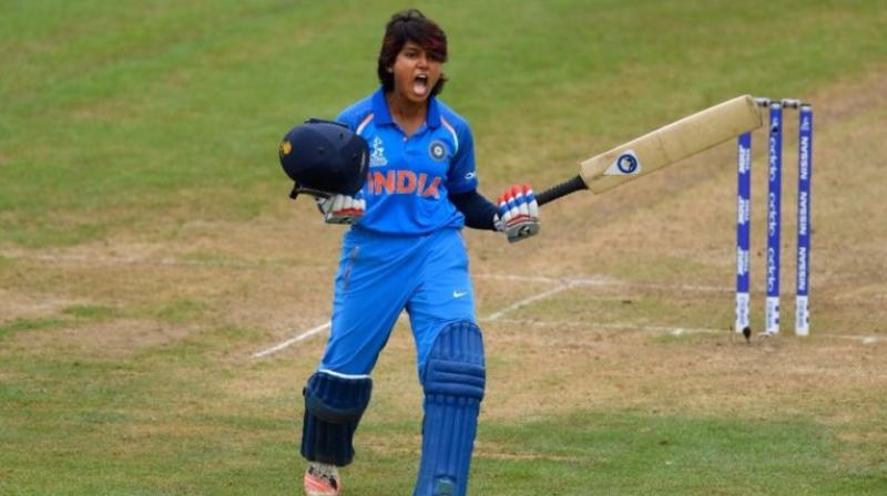 Punam Raut to lead India A series against Australia A