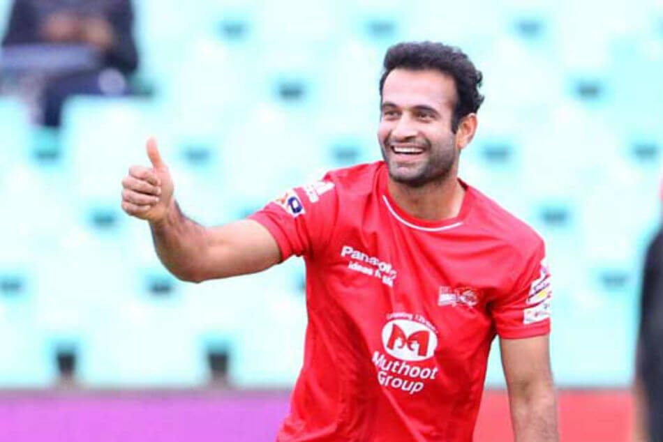 Irfan Pathan bang Twitter user for calling him