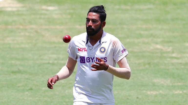 Brisbane Test: Mohammed Siraj enters elite list with 5-wicket haul