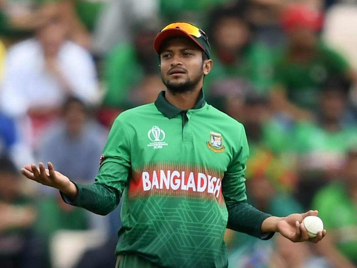 Shakib Al Hasan returns back after ban, included in Bangladesh squad for WI series