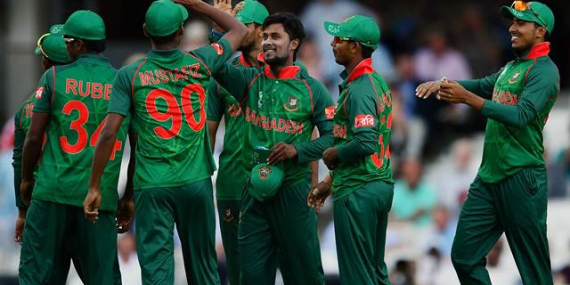 Bangladesh announces World Cup squad