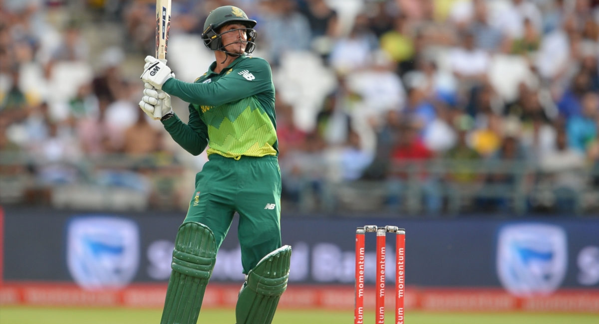 South Africa beat Pakistan by 7 wickets in the final ODI match, clinches series