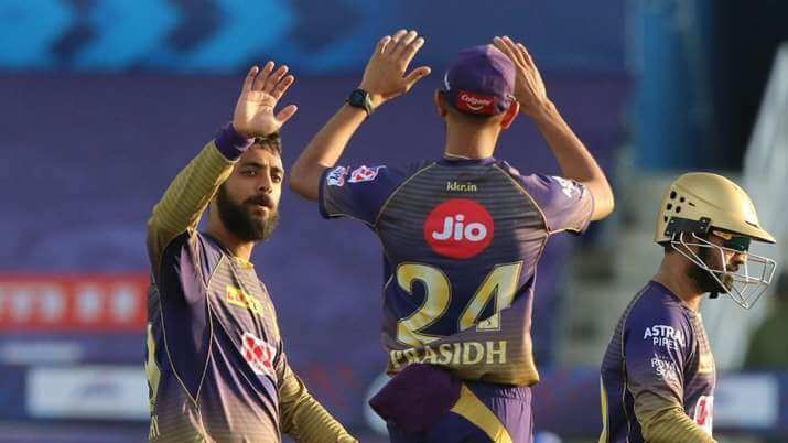 IPL 2020: Kolkata Knight Riders beats Delhi Capitals by 59 runs