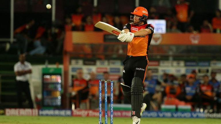 Sunrisers Hyderabad beat Chennai Super Kings by six wickets