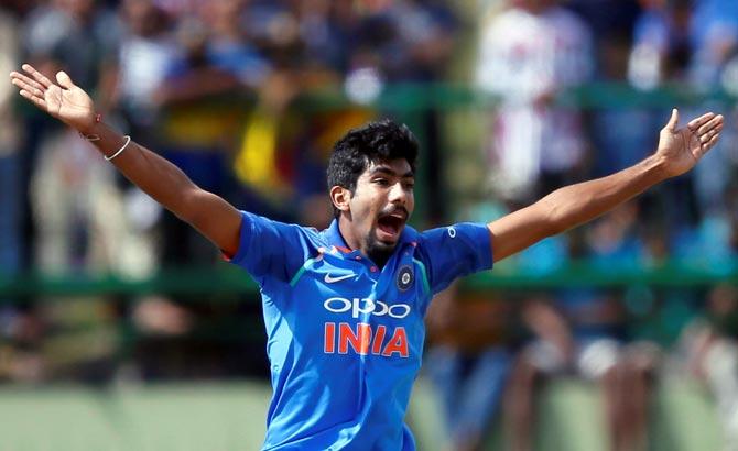Jasprit Bumrah named in SA Test squad; Parthiv, Hardik return