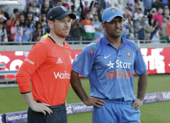 Eoin Morgan exceeds MS Dhoni