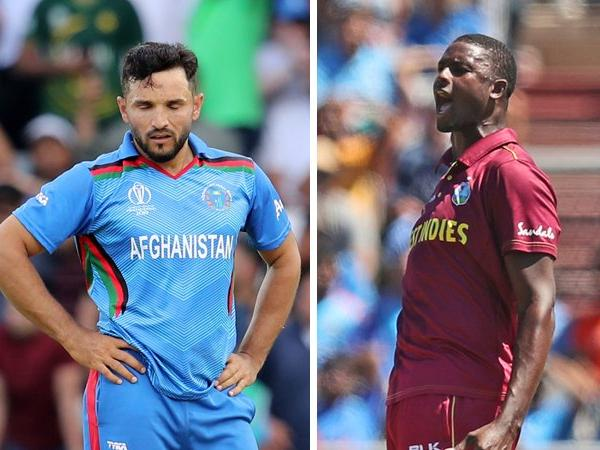 West Indies win toss, elected to bat against Afghanistan