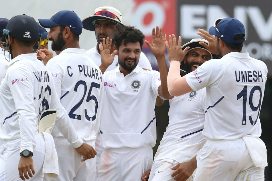 India win 3rd Test match by an innings and 202 runs against South Africa