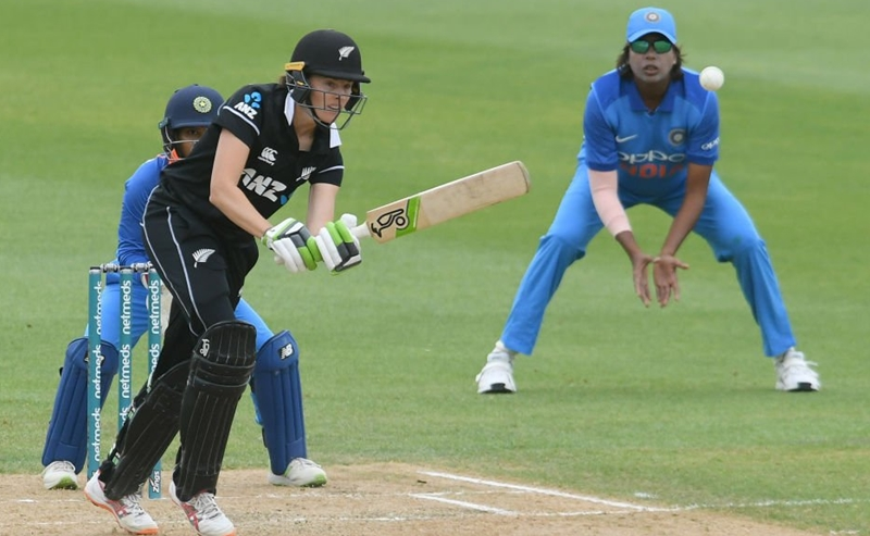 India women win toss, opt to bowl in 2nd ODI with New Zealand
