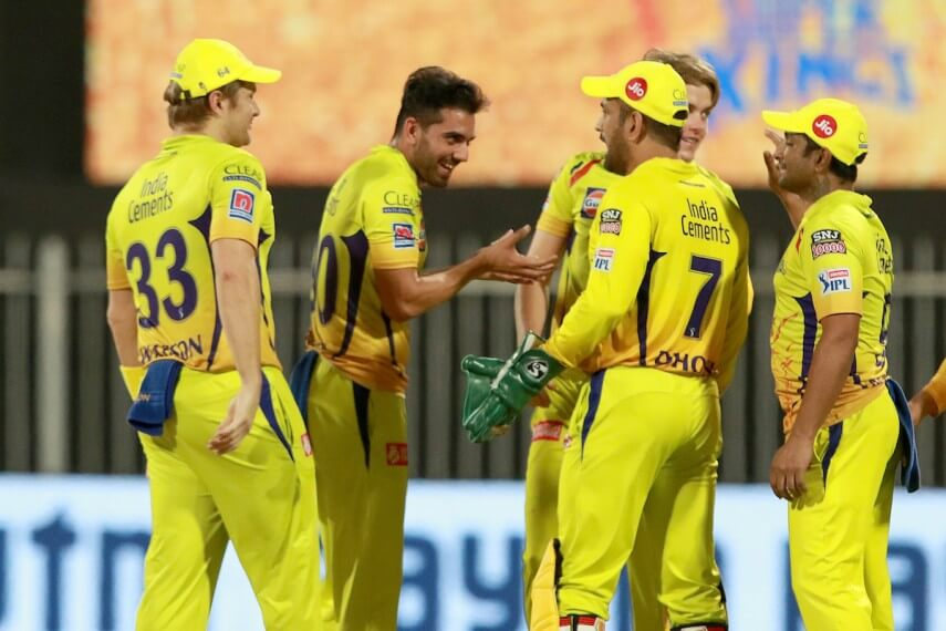 IPL 2020: Chennai Super Kings win by 8 wickets against Royal Challengers Bangalore